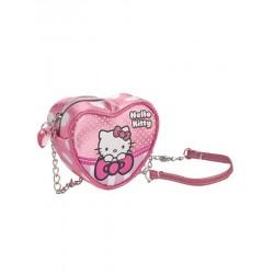 Borsa Cuore Mini Hello Kitty BOW