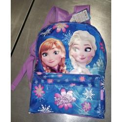 Zaino Free Time Frozen Two Sister One Heart