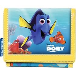 Portafoglio Velcro Dory Blue Sea