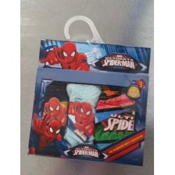 Mutandine Spiderman in 2 varianti