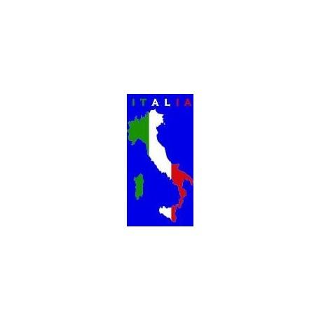 TELO MARE - MAPPA ITALIA
