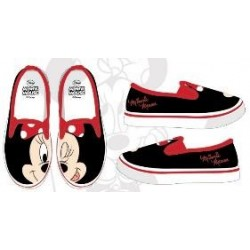 Slip On Bambina Minnie- 16 paia