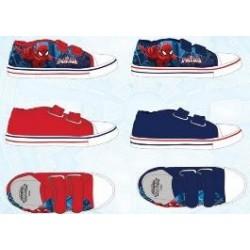 Scarpe Gym Bambino Spiderman- 16 paia