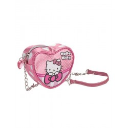 Borsa Cuore Mini Hello Kitty BOW
