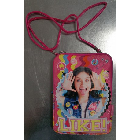 B. Action Torta Tablet Soy Luna LIKE BE UNIQUE