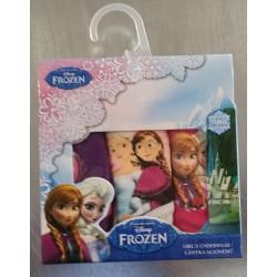 Mutandine Frozen . Cuore di Ghiaccio