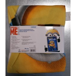 "Coperta Minions. ""YELLOW BELLO""."