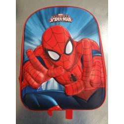 Zaino Infantile con figura in rilievo. Spider Man
