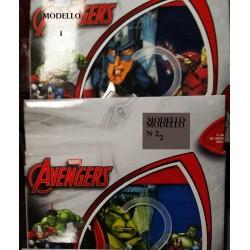Mutandine Avengers in 2 varianti